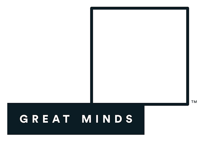 Great minds logo